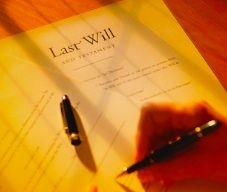 Inheritance Will