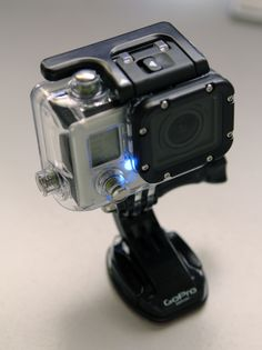 [REVIEW] GoPro Hero3 Black Edition—Tiny; Flexible; Quick; Tricky; Useful—Details;