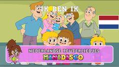 Ik Ben Ik  | Kinderliedjes | Peuterliedjes | Kleuterliedjes | Minidisco Songs For Toddlers, Kids Songs, Dance Musik, Big Family, Primary School, Nursery Rhymes, Our Baby, Mini, Sisters
