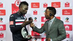 Ridicule: Ghanaian striker Anas goes viral for thanking wife and girlfriend after award