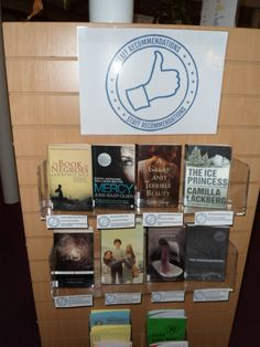 Library staff book recommendations