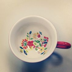 Anthropologie mug, my new love.