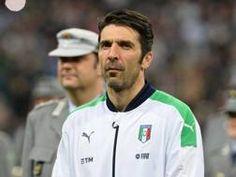 Gianluigi Buffon, portiere e capitano azzurro. Ap