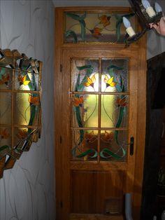 vitrail-cantonniere   Coin de fenêtre   Pinterest   Glass and Craft