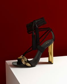 d0d04b018564cb Dripping with chic details. The DANIELLE—fall s new It Girl.   GiuseppeZanotti