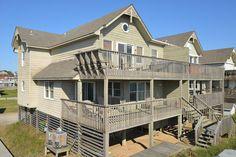 Southern Shores Vacation Rental: Panasea 080 |  Outer Banks Rentals
