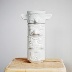 Tribal Council Mug Stack - Set of 4