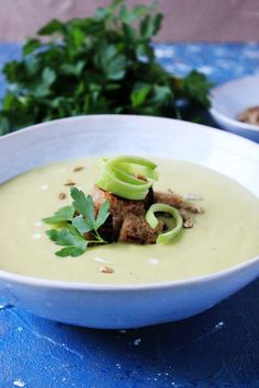 Zupa porowo - ziemniaczana | Tysia Gotuje blog kulinarny