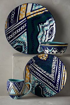 Habari Dinnerware so perfect for your Dinner Party