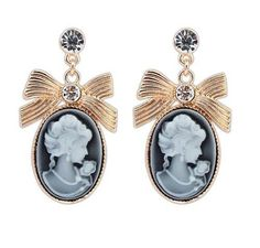 LAPRAPHA Fashion Jewelry Top Quality Court Fashion Lady Earing For Women *** Click image to review more details. Note:It is Affiliate Link to Amazon.