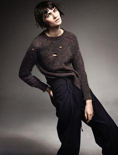 Duchess Dior: Laura Mullen by Takay for ELLE France November 2014