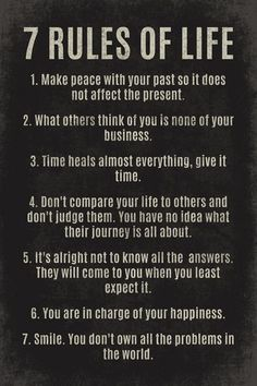 Quotes Discover 7 Rules Of Life quote life motivational quotes life sayings life quotes and sayings Wisdom Quotes True Quotes Great Quotes Quotes To Live By Quotes Quotes Facts Of Life Quotes High Quotes Life Sayings Quotes On Inner Peace Now Quotes, Life Quotes Love, Inspiring Quotes About Life, Wisdom Quotes, True Quotes, Quotes To Live By, Facts Of Life Quotes, High Quotes, Will Power Quotes