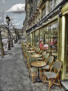 Bistro - like the french style