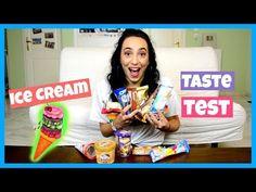 Αγόρασα όλα τα παγωτά του μαγαζιού!! || Dodo - YouTube Youtube, Ice Cream, No Churn Ice Cream, Icecream Craft, Youtubers, Youtube Movies, Ice, Gelato