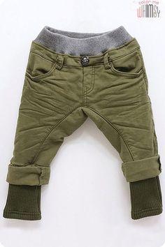 fd426cd3b67 Cropped cuffed pants---when pants get a little short