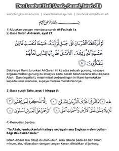 doa lembut hati Hijrah Islam, Doa Islam, Beautiful Dua, Beautiful Prayers, Reminder Quotes, Self Reminder, Muslim Quotes, Islamic Quotes, Muslim Religion