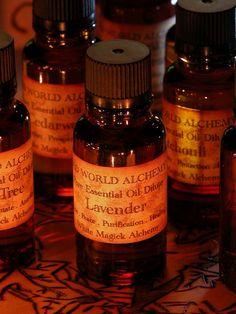 White Magick Alchemy - Lavender Essential Oil . White Magick Alchemy Pure Essential Dilute . Peace, Love, Healing, Meditation, Spirit Workings, $6.95 (http://www.whitemagickalchemy.com/lavender-essential-oil-white-magick-alchemy-pure-essential-dilute-peace-love-healing-meditation-spirit-workings/)