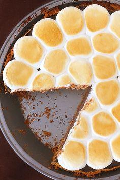 S'mores Pie.