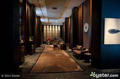 Lobby at The Setai
