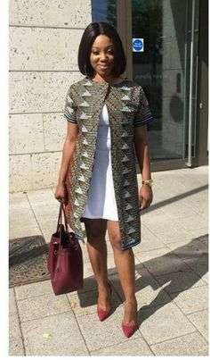 Latest Ankara Dress Styles - Loud In Naija African Fashion Ankara, African Inspired Fashion, Latest African Fashion Dresses, African Print Fashion, Africa Fashion, Short African Dresses, African Print Dresses, African Prints, African Attire