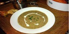 Sup Krim Jamur - Kompas.com