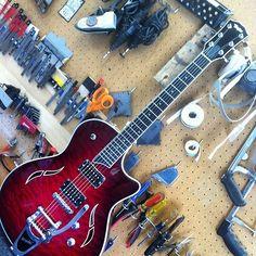 Repair Shop | Maret Guitars