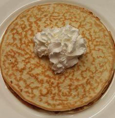 Snickerdoodle Protein Pancakes: 1 Scoop PEScience Snickerdoodle Protein Powder 1/2 Cup Egg Whites 1 TBSP Unsweetened Almond Milk