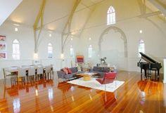 Church Renovation Ideas on Pinterest | Warehouse Conversion, Church ...