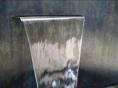 Steel Water Weir