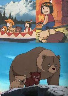 jaki, vuoriston karhu