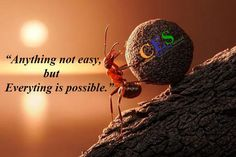 Challaturu Engineering Services Published by Mani Ces · 6 hrs ·  #Anything not #easy, but #Everyting is #possible. #inspirational #quote #ces #challaturu