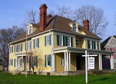 Franklin Harding Museum - in Franklin, Ohio