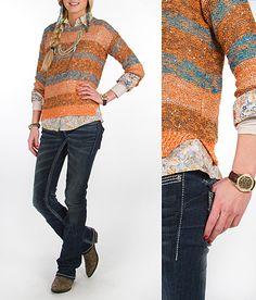 Lovin' Every Layer #buckle #fashion www.buckle.com