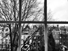 Amsterdam from The Windows of #FOAM #amsterdam