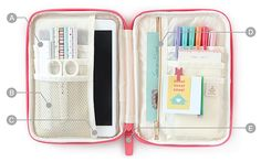 Filofax essentials ... I WANT IT!!!!!!!!!!!!!!