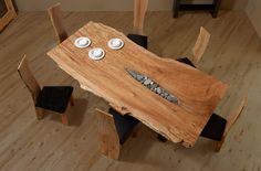 Live Edge Design Inc. - live edge, slab wood tables and furniture. You can purchase through Modern Country Interiors in Calgary!!!