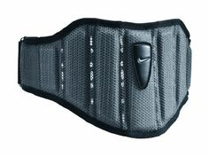 Nike Structured Training Belt (Midnight Fog/Cool Grey/Black, Medium) by Nike. $23.99. Structured Training Belt S Midnight Fog/Cool Grey/Black. Steel roller buckle keeps belt securely in place. Firm nylon/plastic inserts at lower back maximize support. Anatomically correct design encourages proper lifting technique. Perforated back panel with ventilation channels regulates temperature.