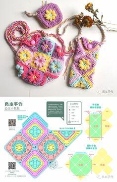 Crochet Earrings, Bags, Jewelry, Fashion, Shapes, Tejidos, Handbags, Moda, Jewlery