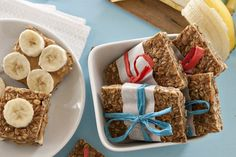 10 Fun Snack Ideas for Kids on the Go