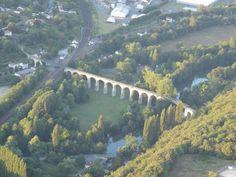 Vol en montgolfière au dessus de Poitiers - NRCO