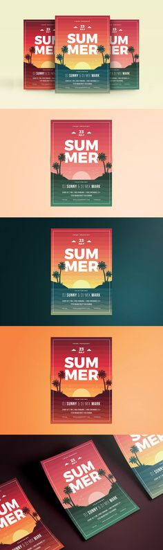 Flyer Samples Templates Creative Business Flyer Template Psd  A4  Flyer Design Templates .