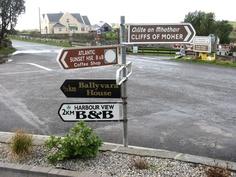IRELAND... this is so true! I miss ireland.