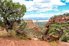 Independence Monument. Colorado National Monument  #ColoradoNationalMonument…