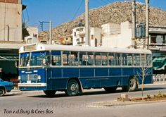 VOLVO GREEK URBAN BUS