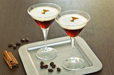 Cappuccino Martini - Cocktailicious