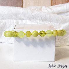yellow beads handmade bracelet memory wire jewelry Memory Wire Jewelry, Wooden Jewelry, Diy Bracelet Storage, Writing Romance, Jewelry Rack, Chalkboard Art, Program Design, Handmade Wooden, Handmade Bracelets