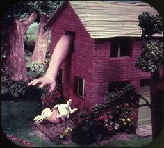 Alice in Wonderland Vintage View Master Still, 1952