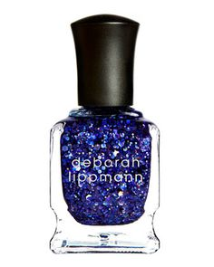 Get ready for a glitter party with Deborah Lippmann Limited Edition Va Va Voom Nail Polish!