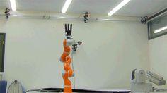 Tecnologia do Dia: Braço robótico inteligente reage em menos de cinco centésimos de segundo