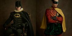 Heroes and villains get a fancy makeover with Elizabethan costumes - Lost At E Minor: For creative people